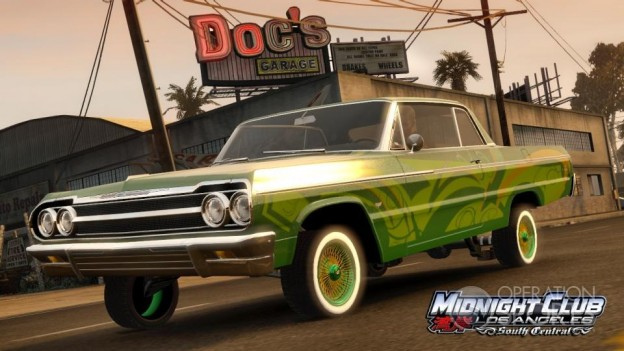 Midnight Club: Los Angeles Screenshot #24 for Xbox 360