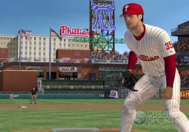 MLB '09: The Show Screenshot #1 for PS2