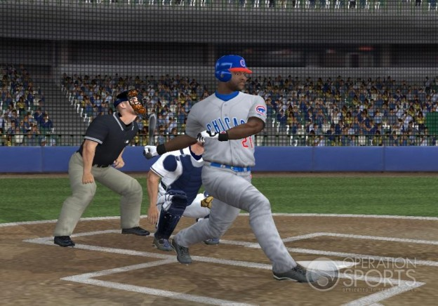 MLB '09: The Show Screenshot #2 for PS2