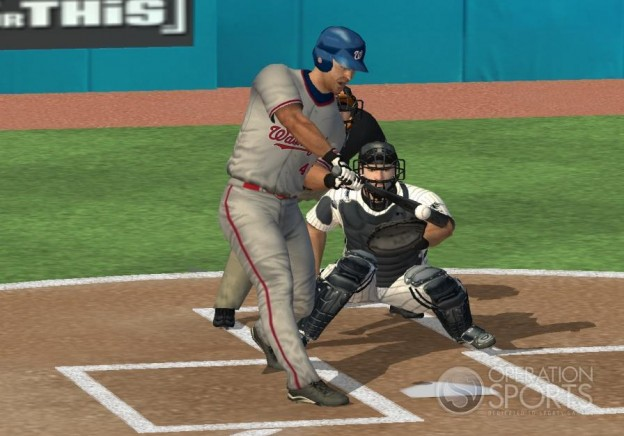 MLB '09: The Show Screenshot #4 for PS2