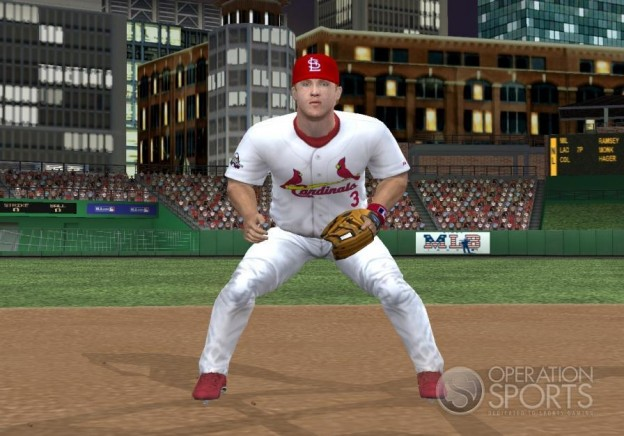 MLB '09: The Show Screenshot #5 for PS2
