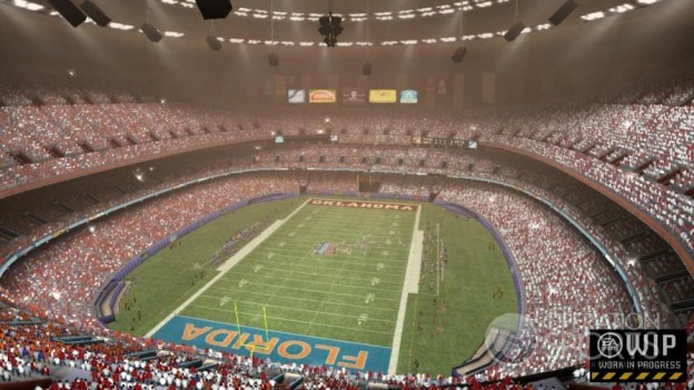 NCAA Football 10 Screenshot #3 for Xbox 360