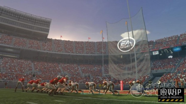 NCAA Football 10 Screenshot #4 for Xbox 360