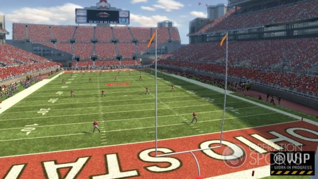 NCAA Football 10 Screenshot #5 for Xbox 360