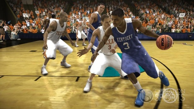 NCAA Basketball 09: March Madness Edition Screenshot #2 for Xbox 360