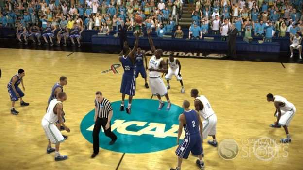 NCAA Basketball 09: March Madness Edition Screenshot #4 for Xbox 360