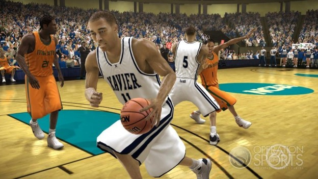 NCAA Basketball 09: March Madness Edition Screenshot #5 for Xbox 360