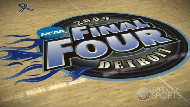 NCAA Basketball 09: March Madness Edition Screenshot #6 for Xbox 360