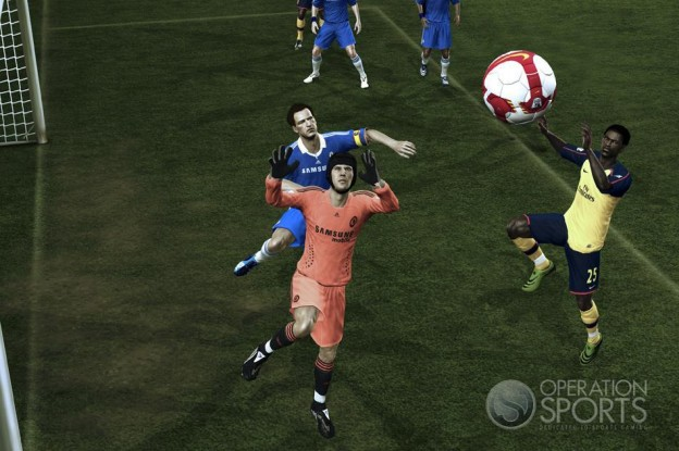 FIFA 09 Ultimate Team Screenshot #9 for Xbox 360