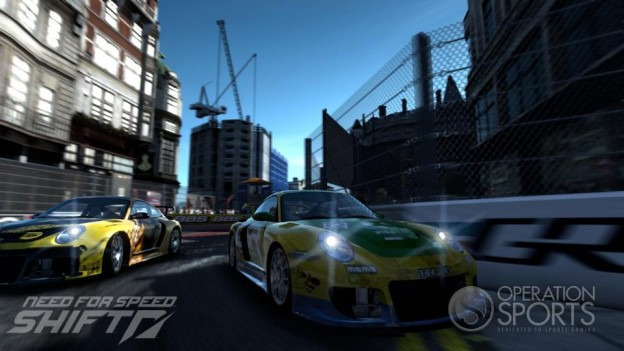Need for Speed Shift Screenshot #3 for Xbox 360
