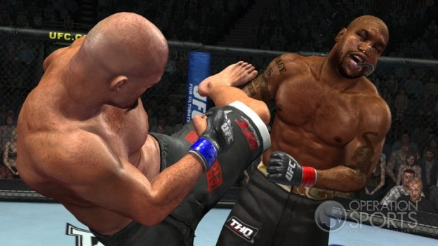 UFC 2009 Undisputed Screenshot #12 for Xbox 360