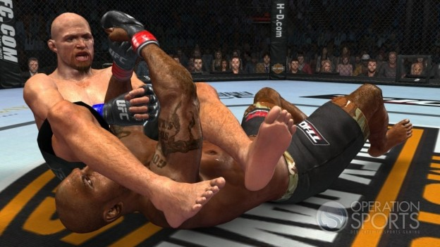 UFC 2009 Undisputed Screenshot #13 for Xbox 360