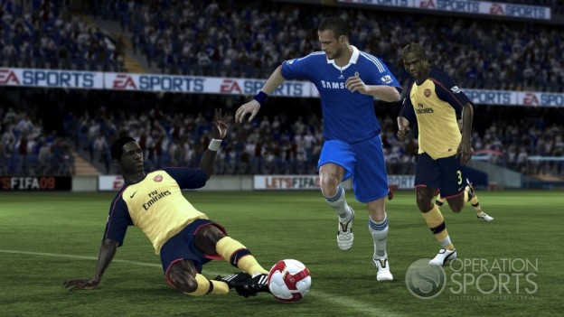 FIFA 09 Ultimate Team Screenshot #12 for Xbox 360
