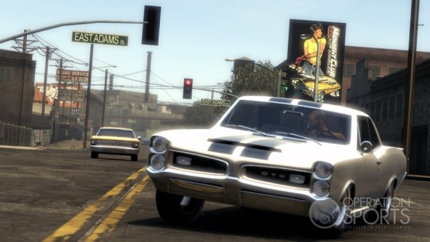 Midnight Club: Los Angeles Screenshot #27 for Xbox 360