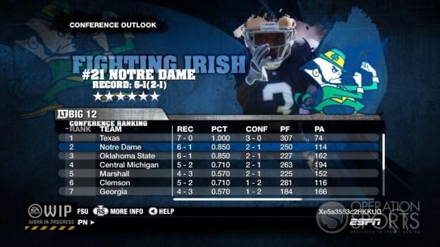 NCAA Football 10 Screenshot #9 for Xbox 360