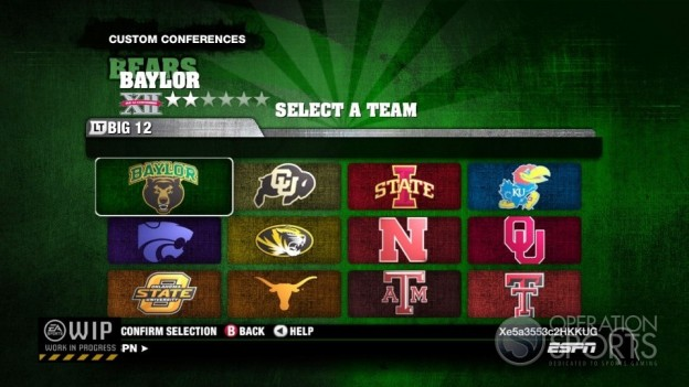 NCAA Football 10 Screenshot #11 for Xbox 360