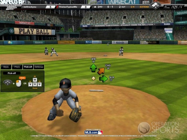 MLB Dugout Heroes Screenshot #2 for PC