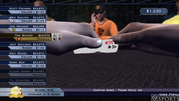 World Series of Poker: Tournament of Champions 2007 Edition Screenshot #4 for Xbox 360