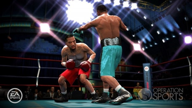 Fight Night Round 4 Screenshot #2 for Xbox 360