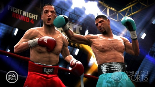 Fight Night Round 4 Screenshot #3 for Xbox 360
