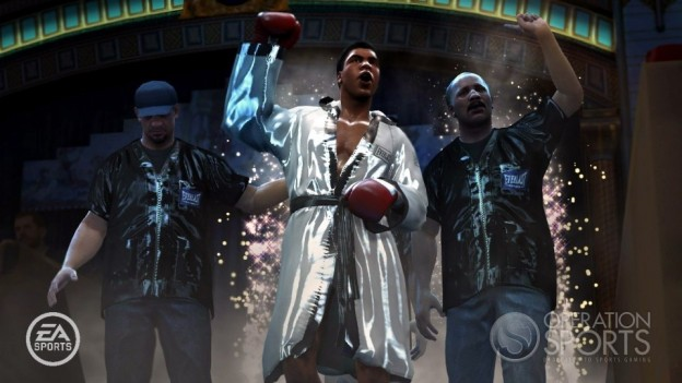 Fight Night Round 4 Screenshot #4 for Xbox 360