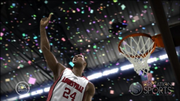 NCAA Basketball 09: March Madness Edition Screenshot #8 for Xbox 360