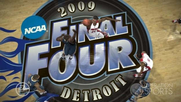 NCAA Basketball 09: March Madness Edition Screenshot #13 for Xbox 360