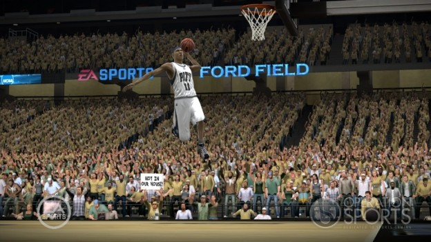 NCAA Basketball 09: March Madness Edition Screenshot #14 for Xbox 360