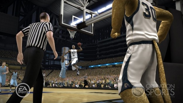 NCAA Basketball 09: March Madness Edition Screenshot #15 for Xbox 360