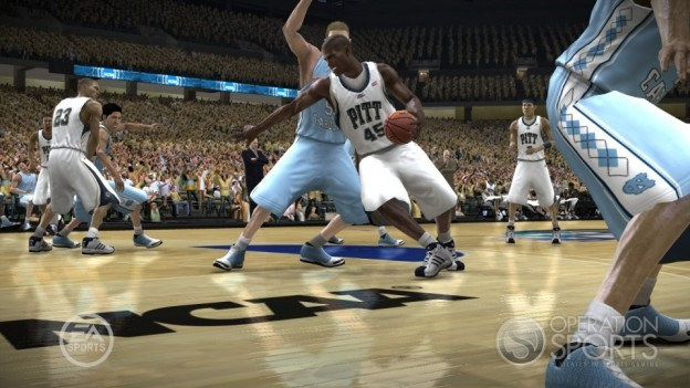 NCAA Basketball 09: March Madness Edition Screenshot #17 for Xbox 360