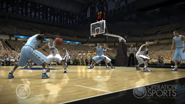 NCAA Basketball 09: March Madness Edition Screenshot #18 for Xbox 360