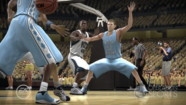 NCAA Basketball 09: March Madness Edition Screenshot #19 for Xbox 360