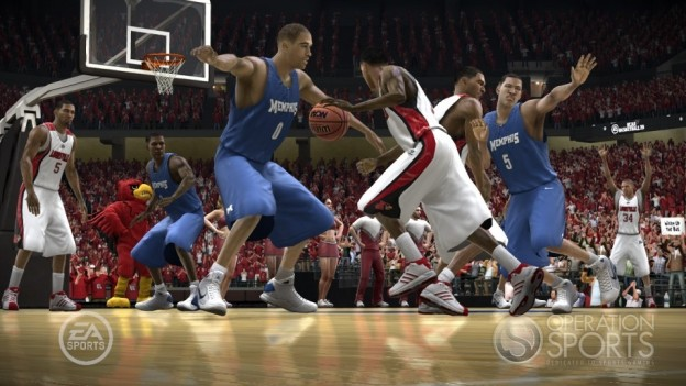 NCAA Basketball 09: March Madness Edition Screenshot #21 for Xbox 360