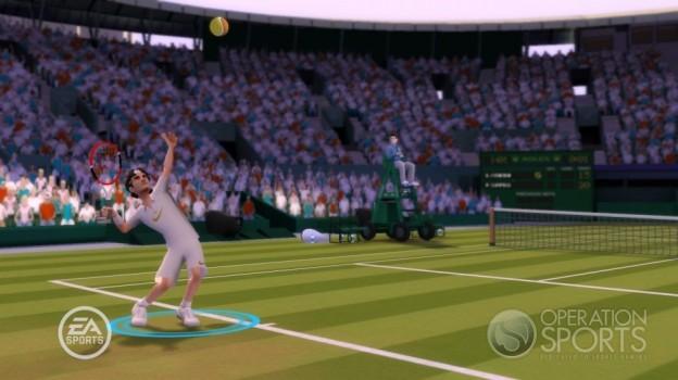 Grand Slam Tennis Screenshot #3 for Wii