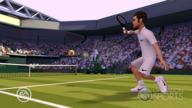 Grand Slam Tennis Screenshot #11 for Wii