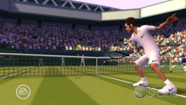 Grand Slam Tennis Screenshot #12 for Wii