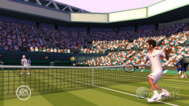 Grand Slam Tennis Screenshot #13 for Wii
