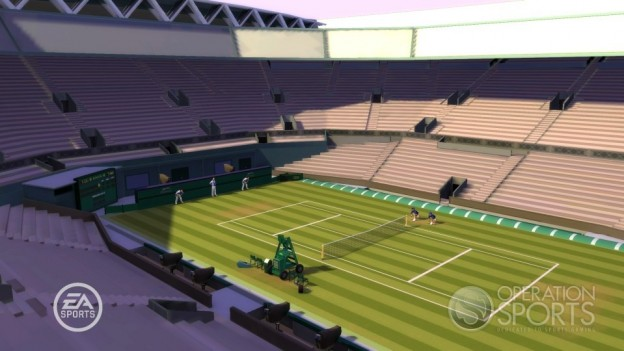 Grand Slam Tennis Screenshot #14 for Wii