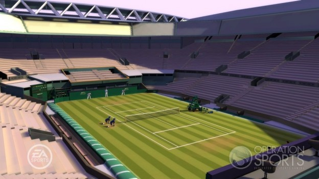 Grand Slam Tennis Screenshot #15 for Wii