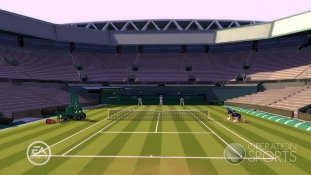 Grand Slam Tennis Screenshot #16 for Wii