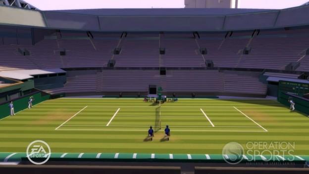Grand Slam Tennis Screenshot #17 for Wii