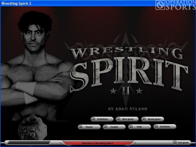 Wrestling Spirit 2 Screenshot #1 for PC