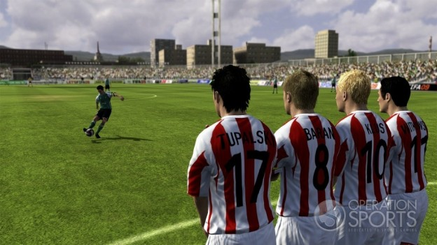 FIFA 09 Ultimate Team Screenshot #13 for Xbox 360