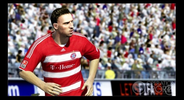 FIFA 09 Ultimate Team Screenshot #14 for Xbox 360