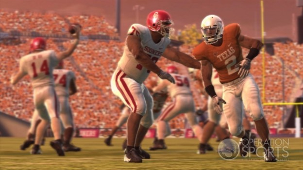 NCAA Football 10 Screenshot #17 for Xbox 360