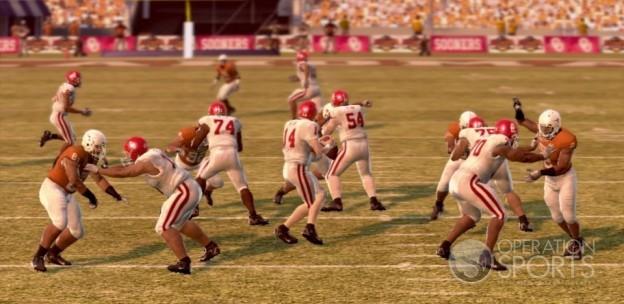 NCAA Football 10 Screenshot #20 for Xbox 360
