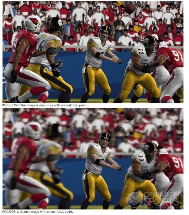 Madden NFL 10 Screenshot #4 for Xbox 360