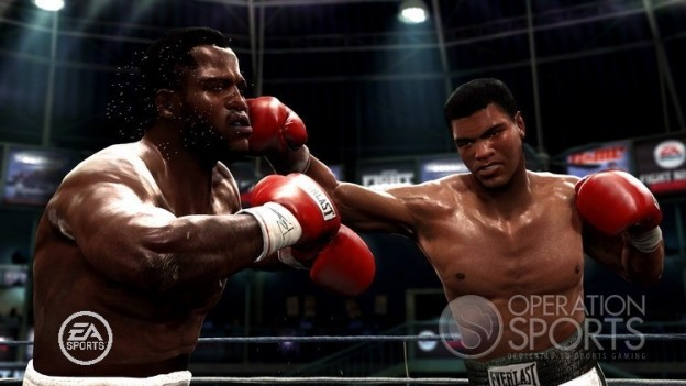 Fight Night Round 4 Screenshot #5 for Xbox 360