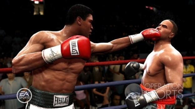 Fight Night Round 4 Screenshot #6 for Xbox 360