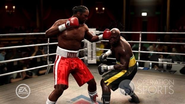 Fight Night Round 4 Screenshot #17 for Xbox 360